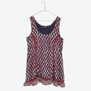 HOUSE OF HARLOW 1960 Scoop Neck Tunic Mini Dress